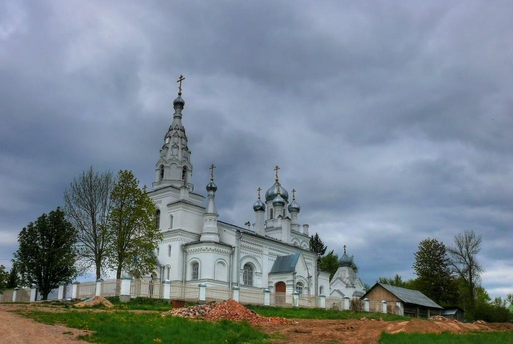 Козья Гора. Церковь