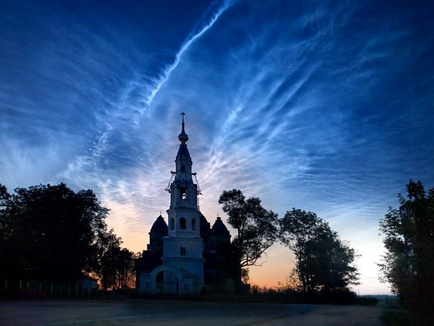 Старополье Церковь